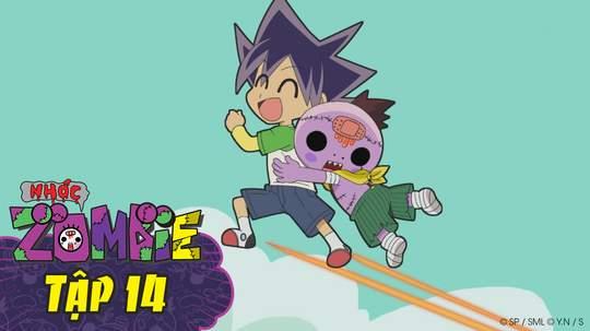 Nhóc Zombie - Tập 14: Nhà chú Zombo