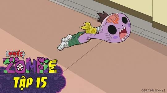 Nhóc Zombie - Tập 15: Chỗ đậu xe Samurai