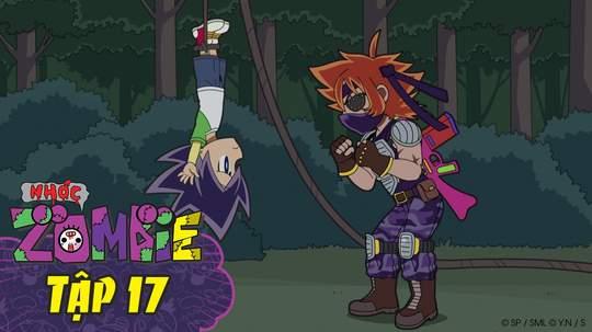 Nhóc Zombie - Tập 17: Cắm trại với thợ săn Joe