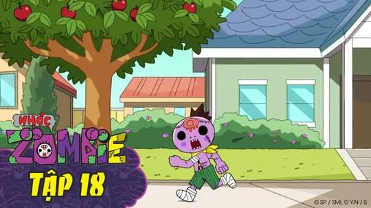 Nhóc Zombie - Tập 18: Dạ dày chạy trốn