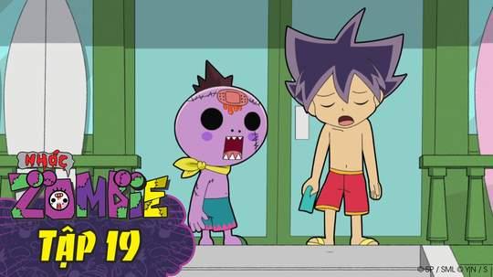 Nhóc Zombie - Tập 19: Ngày cuối cùng của mùa hè
