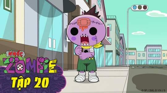 Nhóc Zombie - Tập 20: Tiệm giặt ủi danh dự