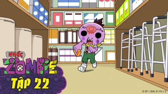 Nhóc Zombie - Tập 22: Tiệm thuốc bóng đêm