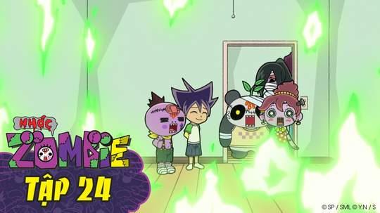 Nhóc Zombie - Tập 24: Máy hút bụi