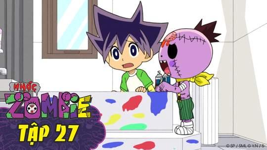 Nhóc Zombie - Tập 27: Câu chuyện về rác