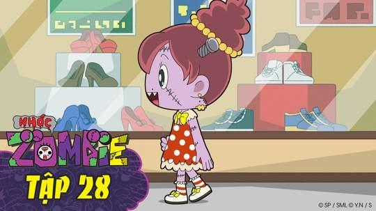 Nhóc Zombie - Tập 28: Ở đây không tiếp Zombie