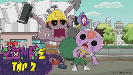 Nhóc Zombie - Tập 2: Cuộn giấy vệ sinh