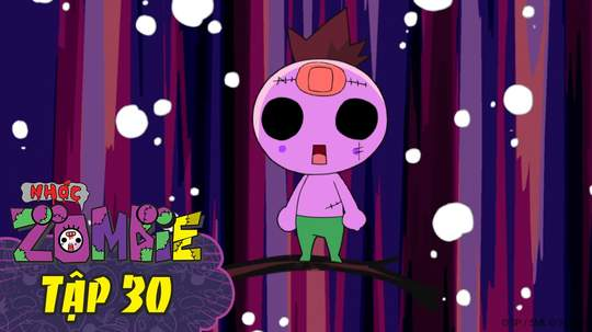 Nhóc Zombie - Tập 30: Điên rồ