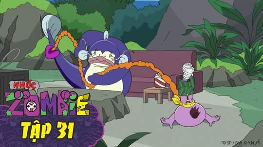 Nhóc Zombie - Tập 31: Đi câu cá