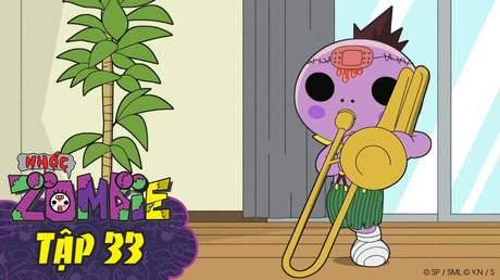 Nhóc Zombie - Tập 33: Trong cái rủi có cái may