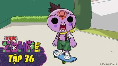 Nhóc Zombie - Tập 36: Làm tóc