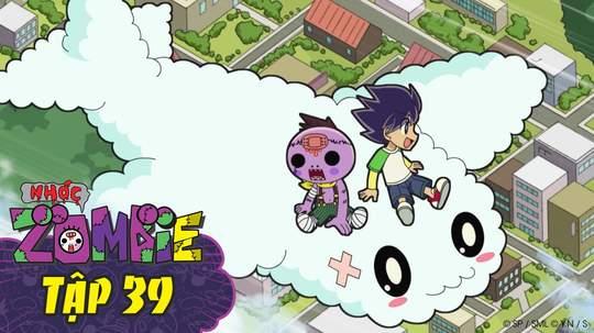 Nhóc Zombie - Tập 39: Cảnh báo thời tiết