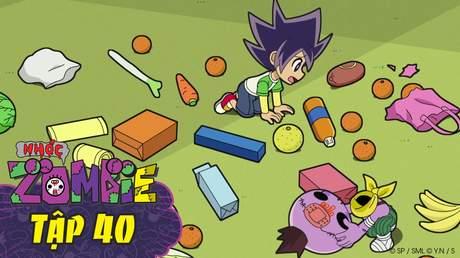 Nhóc Zombie - Tập 40: Sốt cay thần thánh