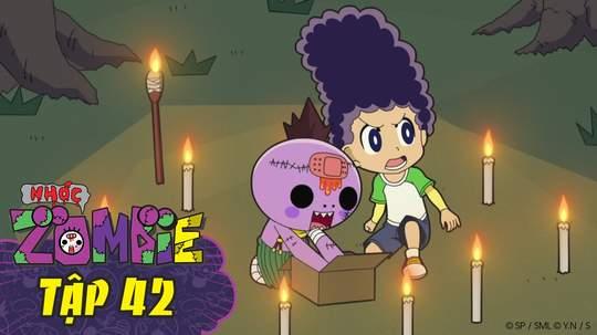 Nhóc Zombie - Tập 42: Phù thủy nghiệp dư