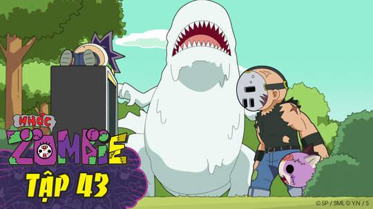 Nhóc Zombie - Tập 43: Máy bán sô cô la tự động