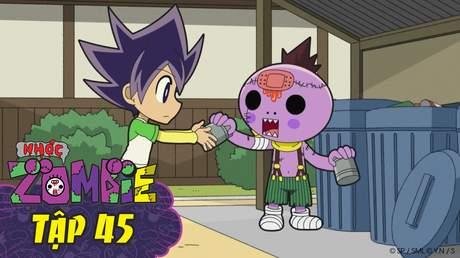 Nhóc Zombie - Tập 45: Ngày lười biếng
