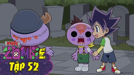 Nhóc Zombie - Tập 52: Huấn luyện Zombie