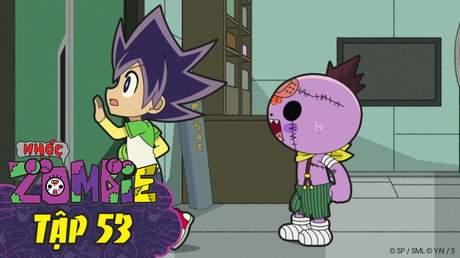 Nhóc Zombie - Tập 53: 1000 Zo Zo