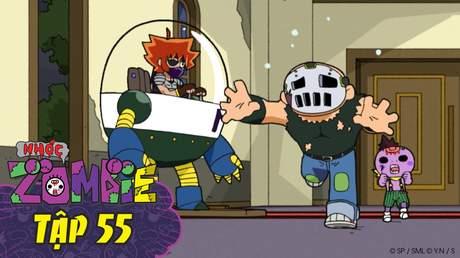 Nhóc Zombie - Tập 55: Lễ hội Halloween (P2)