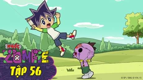 Nhóc Zombie - Tập 56: Trả lại con diều cho mình