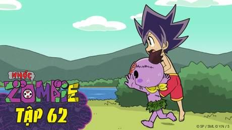 Nhóc Zombie - Tập 62: Đàn ong rắc rối
