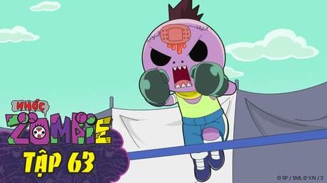 Nhóc Zombie - Tập 63: Em bé võ sĩ