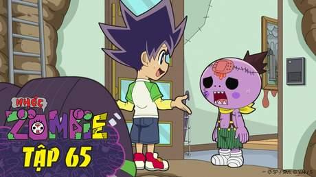 Nhóc Zombie - Tập 65: Mệt mỏi vì bạn cùng nhà