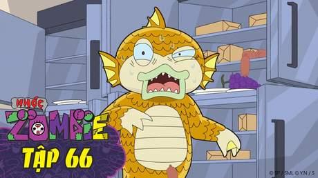 Nhóc Zombie - Tập 66: Kẻ sống dưới đáy sông
