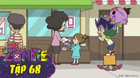Nhóc Zombie - Tập 68: Trái tim rắc rối