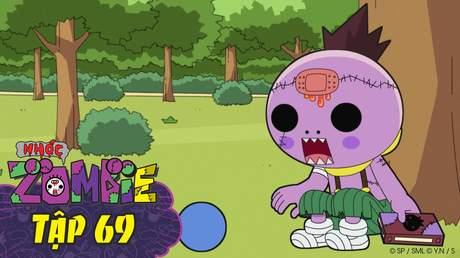 Nhóc Zombie - Tập 69: Nhật ký của zombie