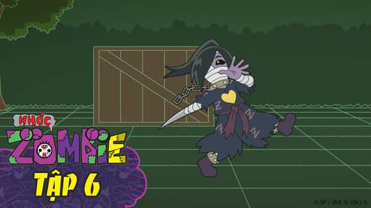 Nhóc Zombie - Tập 6: Vũ điệu mông chiến thắng