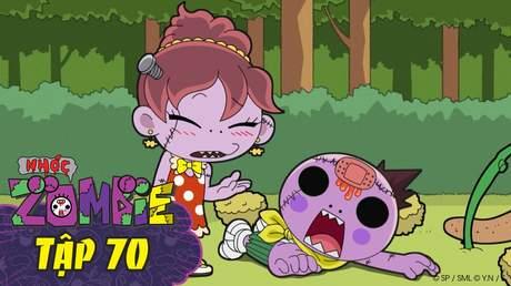 Nhóc Zombie - Tập 70: Sức mạnh của hoa