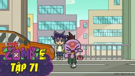 Nhóc Zombie - Tập 71: Não trái, não phải