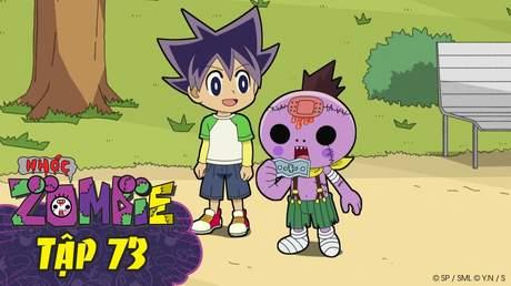 Nhóc Zombie - Tập 73: Gã bánh pie anh đào