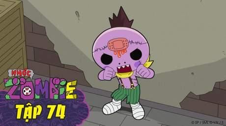 Nhóc Zombie - Tập 74: Không cảm nhận được đôi tay mình
