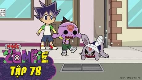 Nhóc Zombie - Tập 78: Xui xẻo