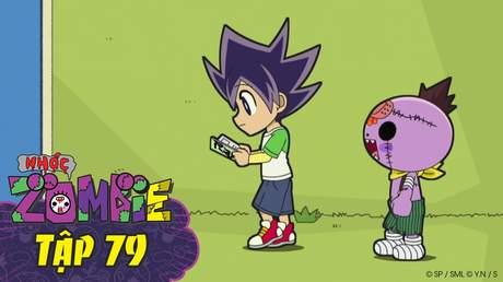 Nhóc Zombie - Tập 79: Bạn cùng nhà tệ hại