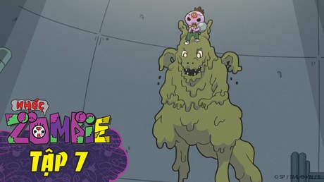 Nhóc Zombie - Tập 7: Zombie cống