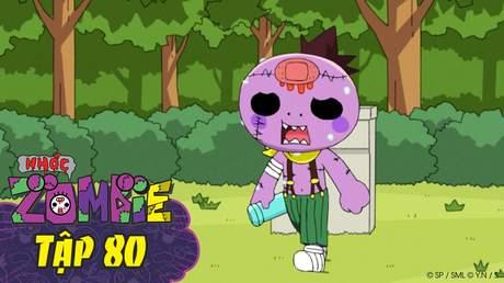 Nhóc Zombie - Tập 80: Nóng như thiêu đốt