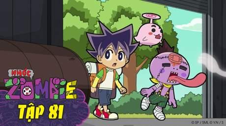Nhóc Zombie - Tập 81: Bẫy donut