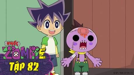 Nhóc Zombie - Tập 82: Đua xe hạng nặng