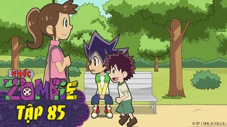 Nhóc Zombie - Tập 85: Zo Zo làm quý ông