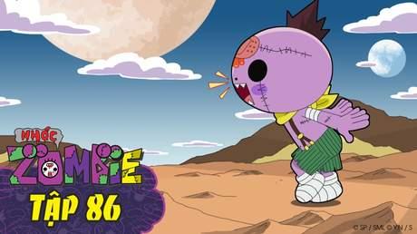 Nhóc Zombie - Tập 86: Hành tinh Donut