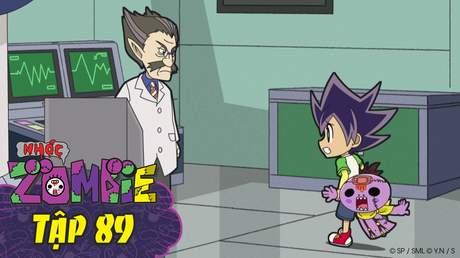 Nhóc Zombie - Tập 89: Tia chiếu zombie