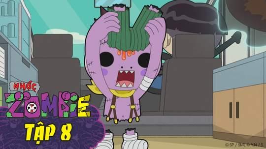 Nhóc Zombie - Tập 8: Bánh donut tận thế