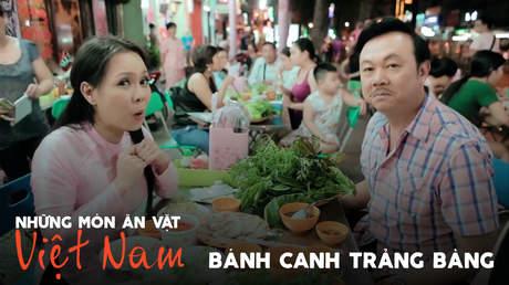 Những món ăn vặt Việt Nam: Bánh canh Trảng Bàng
