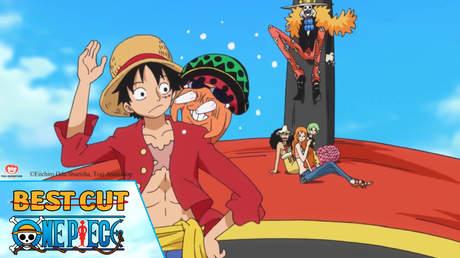 One Piece - Best cut tập 531: Long Cung Thành.