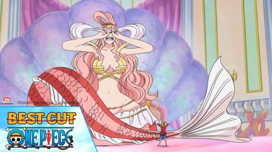 One Piece - Best cut tập 532: Công chúa nhân ngư trong tháp Vỏ Cứng