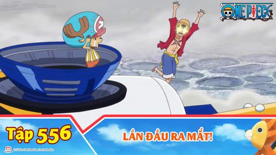 One Piece S15 - Tập 556: Lần đầu ra mắt!