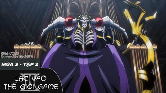 Overlord S3 - Tập 2: Làng Carne một lần nữa